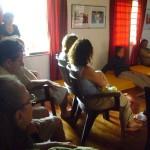 Workshop by Aryamani on Reflection of Continental Unity