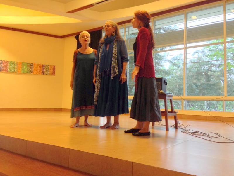 Photographer:Andrea | From left: Marlenka, Carla, Swaha