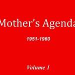 <b>L'Agenda de Mere 15 Nov. 1958</b>