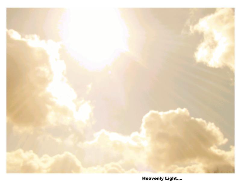 Photographer:web | heavenly light
