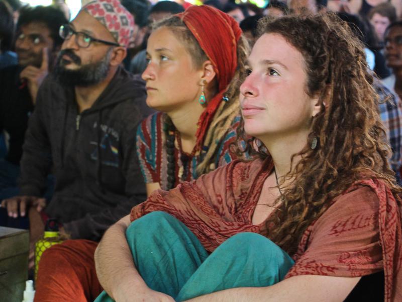 Photographer:Roland | Sadhana's Forest 11th Birtday Celebration