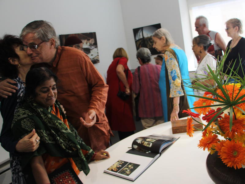 Photographer:Roland | Ecstatic Celebrations of the book launch
