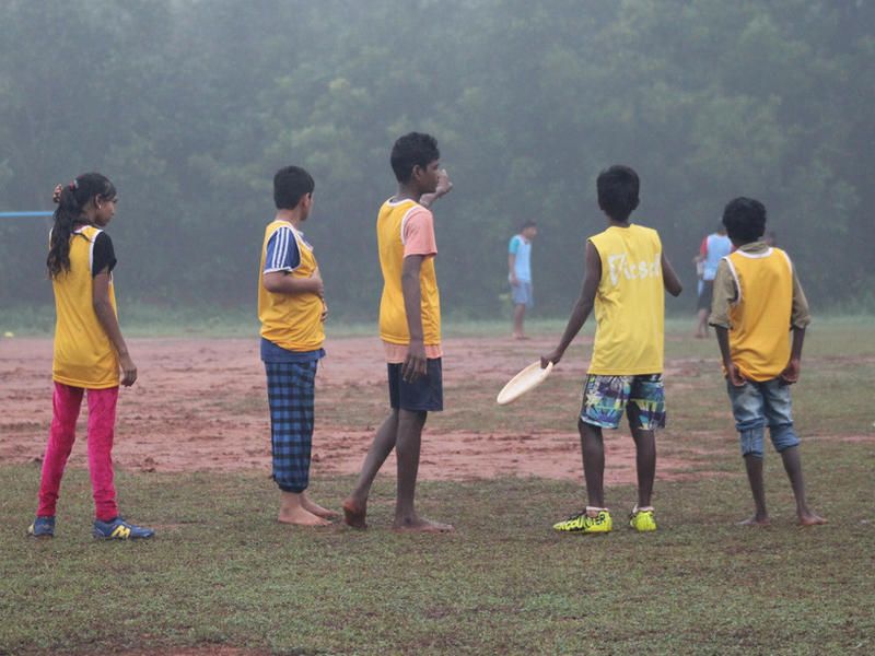 Photographer:Suprabha | Ultimate Frisbee Camp