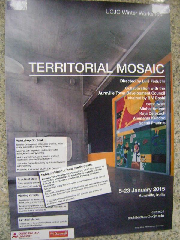 Photographer:Martha | Territorial Mosaic