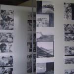 exhibition in preparation