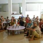 Participants at SAVI meeting