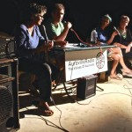 The event was organized the Auroville Radio and the Genius Brothers