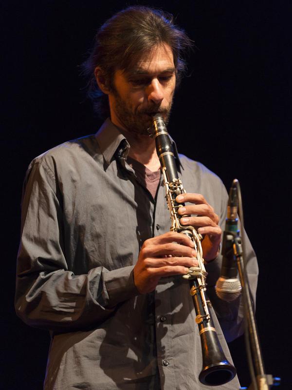 Photographer:Coriolan MIA Studio | Pascal playing the clarinet