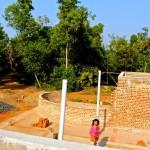 Lilaloka in construction