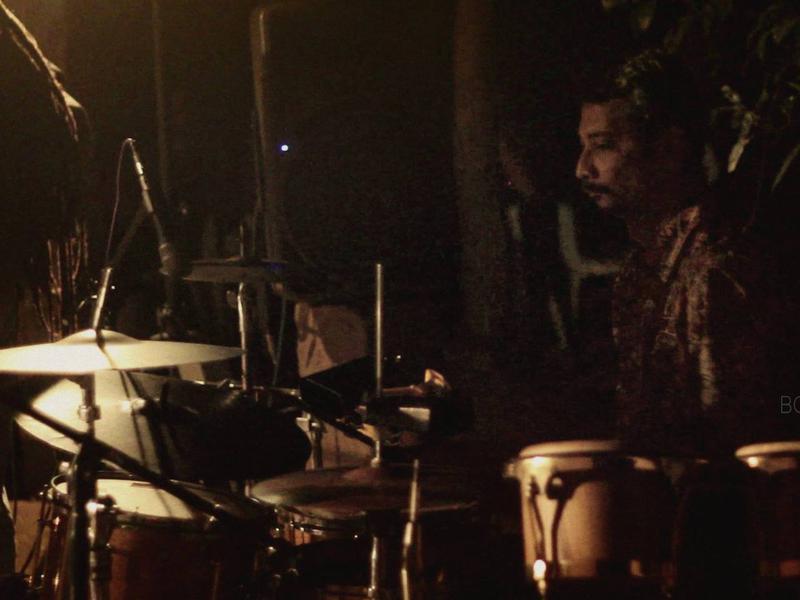 Photographer:Bodhi Art Room | Drummer Soundar Rajan