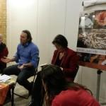 From left: Yolande Lemoine, Charles-Maxence, Nadia Loury