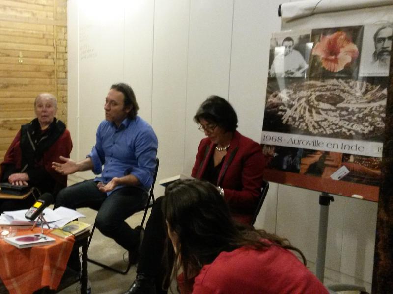 Photographer:Daniele Rusterholz | From left: Yolande Lemoine, Charles-Maxence, Nadia Loury
