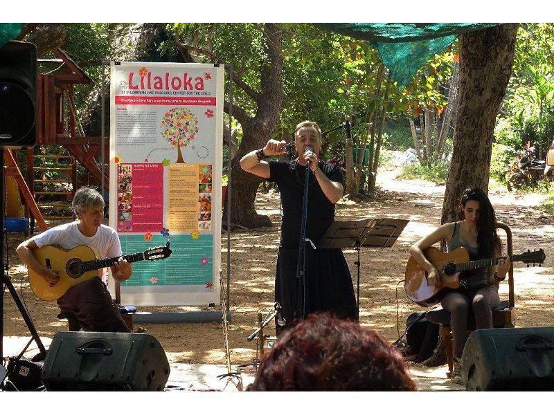 Photographer:Giorgio   From Left: Fabio Pollonio, Andrea Camerini, Savana Chiavetti