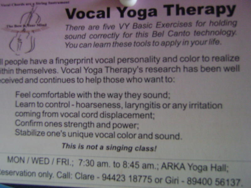 Photographer:Martha | Vocal Yoga