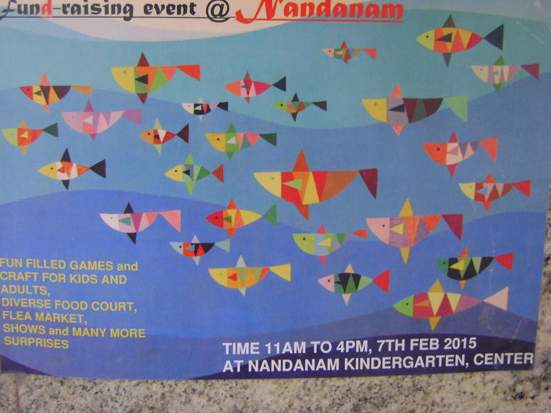 Photographer:Amadea | Fundraising for Nandanam
