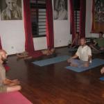 <b>Yoga for the Tibetain Pavilion</b>