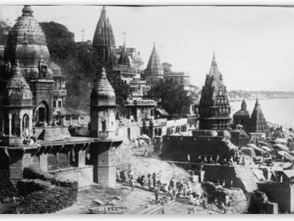 Photographer:wallpaperswide.com | Varanasi 1922