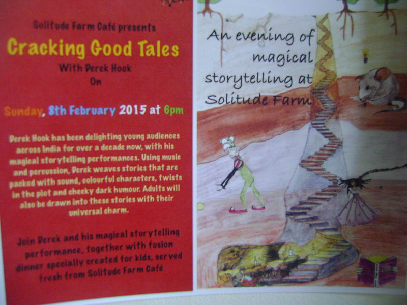 Photographer:Alma   Cracking Good Tales on 8th at Solitude
