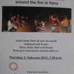 Yatra fire circle today