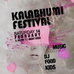 Kalabhumi Festival on 14th