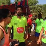 Runners from Chennai