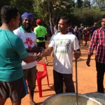 more than 4000 meals were prepared and given