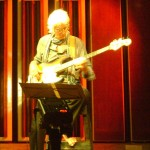 Rolf on bass