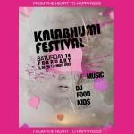 <b>The Kalabhumi Festival</b>