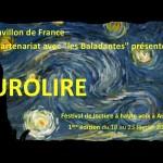 <b>Festival de Lecture d'Auroville</b>