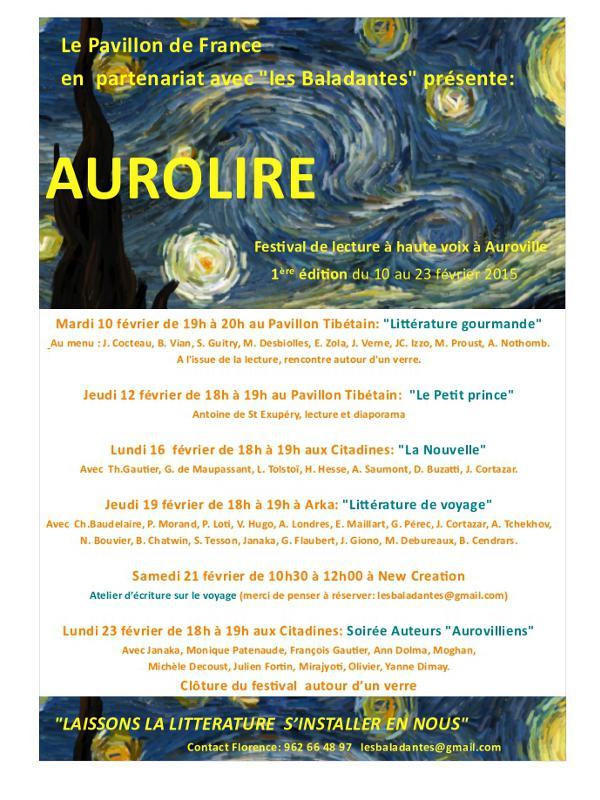 Photographer:Pavillon de France | The programme