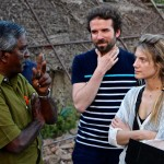 Melanie,Cyril & Elango