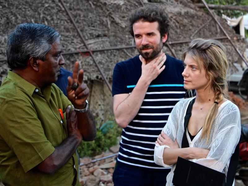 Photographer:Roland | Melanie,Cyril & Elango
