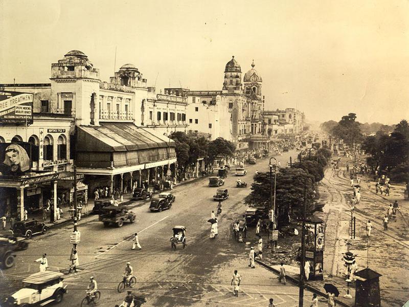Photographer:www.Wikipedia.org |  Metropolitan Building (Kolkata) - 1945