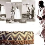 Africa House, Pavilion of African Culture, International Zone