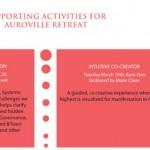 Retreat supporting program
