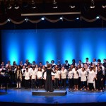 Auroville Choirs at Whati is Auroville? festival in Chennai on 7th of March