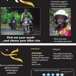 PTDC offers us the Effective anti-pollution mask