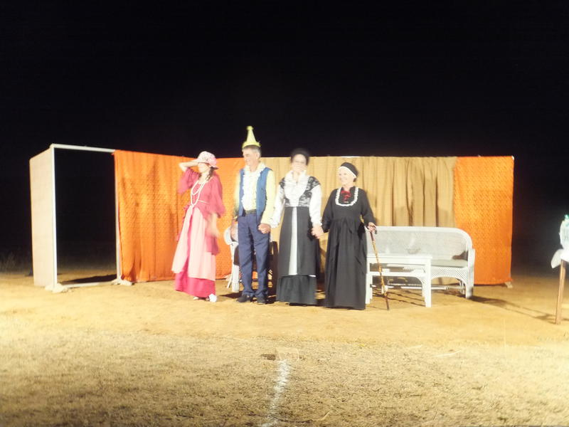 Photographer:Laura | Performance of Lord Byrons Love Letter