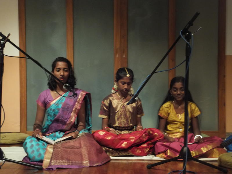 Photographer:Laura | Students of Nandita Di Sing Traditional Monsoon Songs