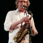 Rogern Henschel on sax
