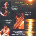 Trio Benares tonight at 7.30pm at Bharat Nivas