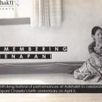 Adishakti Veenapani Chawla's birth anniversary on April 5