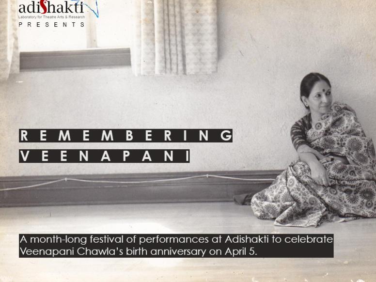 Photographer:Amadea | Adishakti Veenapani Chawla's birth anniversary on April 5