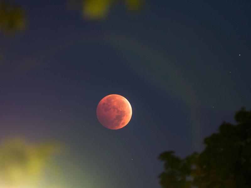 Photographer:Amadea | Lunar Eclipse on Saturday in Libra