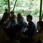 Artists Meet at Sharanga