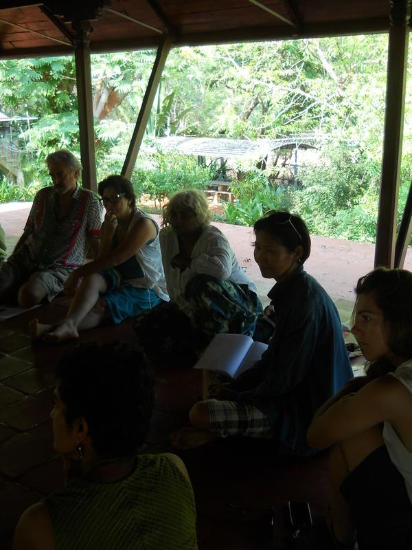 Photographer:Renu | Artists Meet at Sharanga