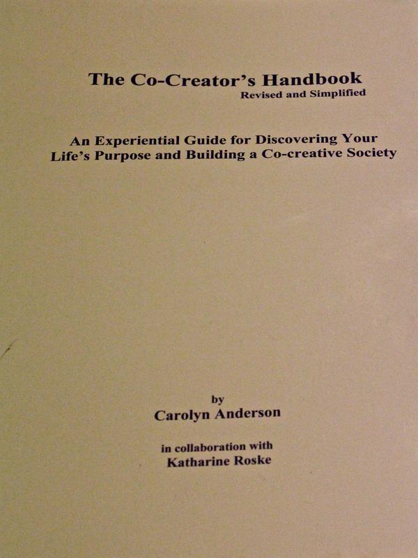 Photographer:Roland   The Co-Creator's Handbook