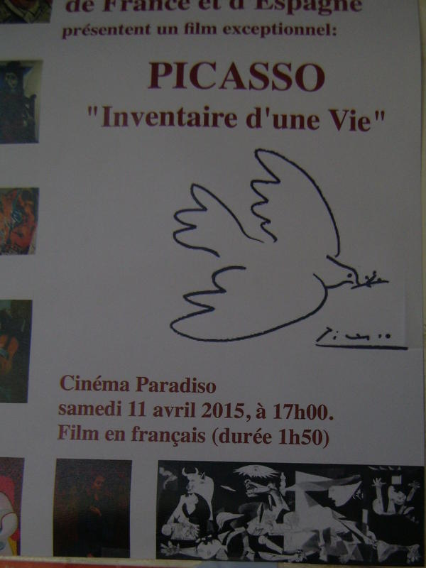 Photographer:Alena | Picasso - Inventaire d'une Vie  11th of April at 5pm MMC