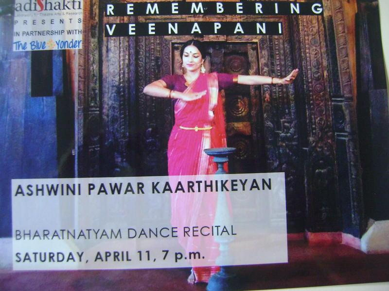 Photographer:web | Adishkati Bahratnayam dance recital 11th