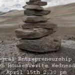 Integral Entrepreneurship Lab  on Wednesday 15th